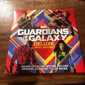 Marvel Guardians of the Galaxy Soundtrack Vinyl LP